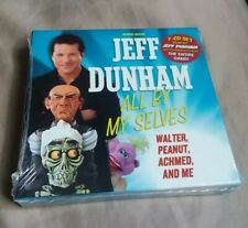 All by My Selves: Walter, Peanut, Achmed, & Me by Jeff Dunham New Sealed