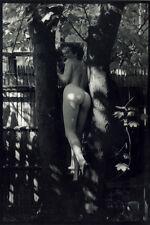 Photo Jean François Jonvelle Tirage Original Modèle Vers 1980