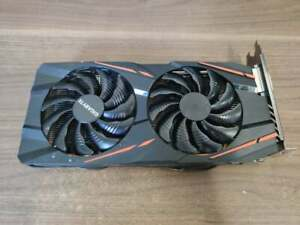 GIGABYTE GV-RX480G1  4GB Graphics Card For Parts