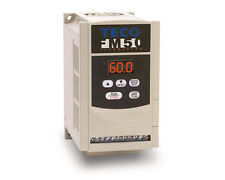 TECO AC DRIVE FM50-201-OC MICRO VFD 1HP MOTOR CONTROLER 1PH 230V IN 230V OUT
