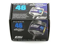 BRAND NEW EFLITE POWER 46 BRUSHLESS OUTRUNNER OUT RUNNER MOTOR EFLM4046A 670KV !