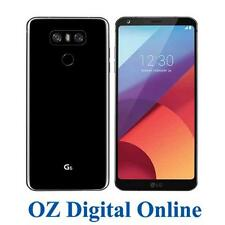 "LG G6 Dual SIM Black 64gb Smartphone 5.7"" Unlocked Mobile 4g LTE H870 DS"