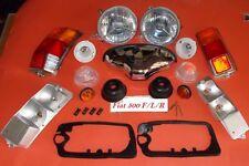 Kit fanaleria anteriore e posteriore Fiat 500 F/L/R - KIT107