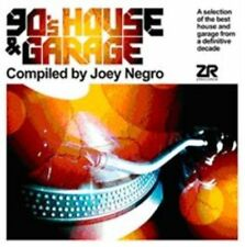 90s House & Garage Compiled by Joey Negro CD
