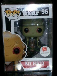 funko vinyl pop star wars  Kit Fisto  # 96 new