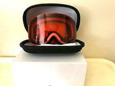 Ski Goggle - POC Retina Goggle - Orange with Lobes Lenses