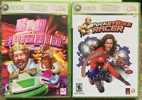 "Burger King ""PocketBike Racer"" & ""Big Bumpin'"" Original Xbox/360"