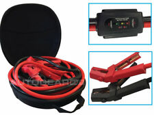 480A 7000cc 12v/24v Heavy Battery Jump Leads Booster Cables With ALT Tester.BC18