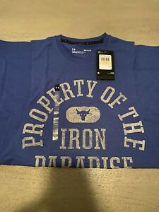 under armour project rock tank top