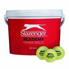 Slazenger Unisex Academy 60 Ball Bucket Tennis Training