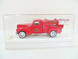 SOLIDO AGE D'OR 4415 'DODGE POMPIERS SELLERSVILLE FIRE ENGINE' 1:43. MIB/BOXED