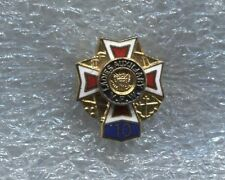 VETERANS OF FOREIGN WARS LADIES AUXILARY 10 YEAR PIN