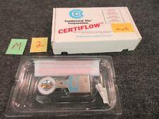 Continental Disc Pressure Rupture 1-1/2 Santrix Certiflow 150 Gas Vapor Liquid
