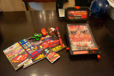 Cars Lightning McQueen Pinball Game + Hotrod Coloring & Talking Books + Toys