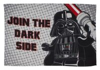 Official Lego Star Wars Villains - Soft Warm Wrap Around Fleece Throw Blanket