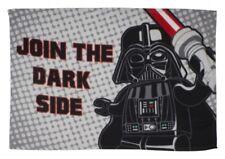 Officiel LEGO Star Wars Villains-Doux Chaud Wrap Around Fleece Throw Blanket