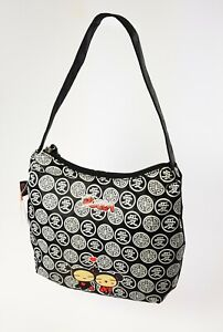 Bag Pucca Funny Love Black By Premiere Size Media 21x26 CM