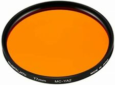 Filter For Marumi Camera Mc-Ya2 77Mm Black-And-White Photographic 4957638005135