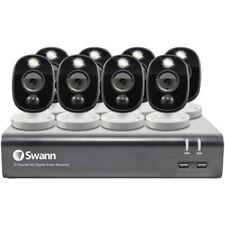 Swann HD System Kit with 8-Ch 1TB DVR & (8) 1080p Cameras