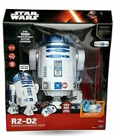 R2-D2 Interactive Robotic Droid Star Wars: The Force Awakens Thinkway RC Robot