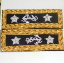 Navy Captain Union Officer Uniform Rank Insignia War Boards Straps Ship Boards ?