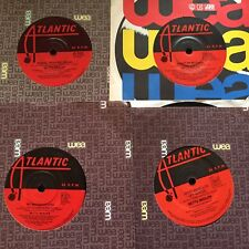 "BETTE MIDLER - - Collection of 4 Australian 7"" Records  WIND BENEATH MY WINGS"