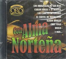 Los Originales De San juan Chuy Vega Duelo Con Alma Norteno CD New Sealed