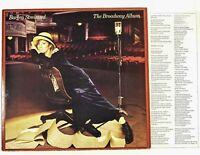 BARBRA STREISAND  -  THE BROADWAY ALBUM Vinyl LP  - NM