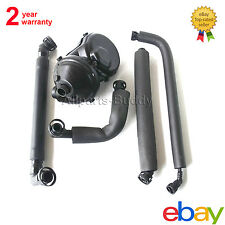 FOR BMW 3 5 7 SERIES E46 E39 E60 E61 X5 CRANK CASE VALVE & BREATHER HOSES KIT