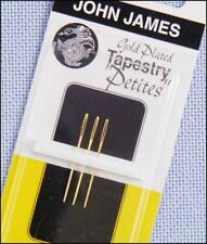 JJ13507 10/% Off John James Embroidery//Crewel Needles Size 7