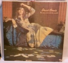 David Bowie ‎– The Man Who Sold The World - LP RYKO Clear Vinyl Ltd Num - NMINT