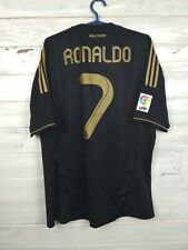 Ronaldo Real Madrid Jersey 2010 2011 Away L Shirt Adidas Football Soccer V13642