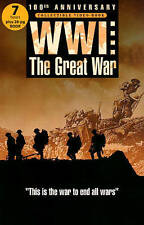 WWI: The Great War: 100th Anniversary Collectible (Videobook), Good DVD, Ron Dav