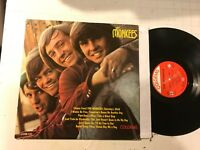 the monkees com-101 lp vinyl orig album s/t meet the 1st debut mono colgems 1966