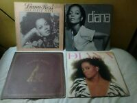 Diana Ross - Greatest Hits, Lady Sings the Blues, Why do fools fall in Love LP &