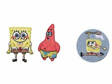 SpongeBob Schwammkopf Aufbügel Flicken Bügelbilder *3Stück* verschiedene Motive