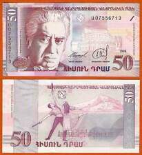 P41    Armenien / Armenia   50  Dram  1998    UNC