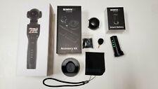 Reduced 1 use Removu K1 4K Camera Gimbal Bundle - Accessory Kit, Spare Battery