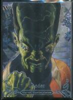2018 Marvel Masterpieces Trading Card #17 Leader /1999