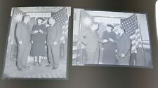 1947 Original Chinese Community Club Chinatown Negatives Vintage X2
