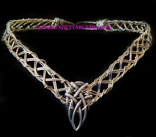 CELTIC  WARRIOR CIRCLET CROWN  ADJUSTABLE LARP FOR MEN AND WOMEN