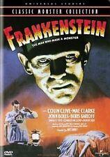 Frankenstein 0025192032523 With Boris Karloff DVD Region 1