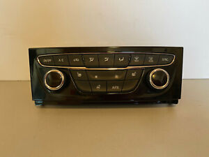 VAUXHALL ASTRA K 2016 AIR CON A/C HEATER CLIMATE CONTROL SWITCH PANEL 39042442