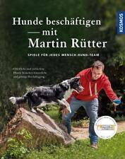 Hunde beschäftigen mit Martin Rütter von Martin Rütter und Andrea Buisman (2016, Gebundene Ausgabe)