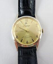 Vintage Lucerne Superflat Gents Mechanical Swiss Watch