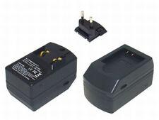 Ladegerät für Pentax Optio RZ10 WHITE, WG-1 GPS, WG-2, WG-10