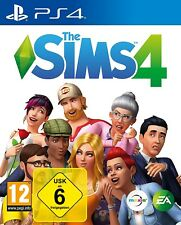 Die Sims 4 - PS4 Playstation 4 Spiel - NEU OVP