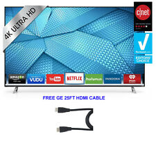 "VIZIO M-Series M65-C1 65"" 2160P 4K LED Smart TV Built in WiFi 25FT HDM"