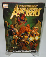 New Avengers Vol 2 by Bendis Marvel Comics HC Hard Cover Brand New Sealed