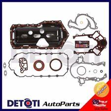 Lower Gasket Conversion Set Repair Kit For 95-03 Pontiac Chevrolet Buick 3.8L V6